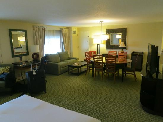 Hilton Orlando Lake Buena Vista - Disney Springs™ Area: King Suite