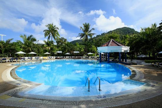The Terrace Pool Picture Of Centara Karon Resort Phuket Karon