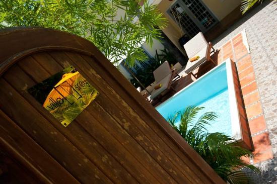 Villa Srey: Entrance to your villa