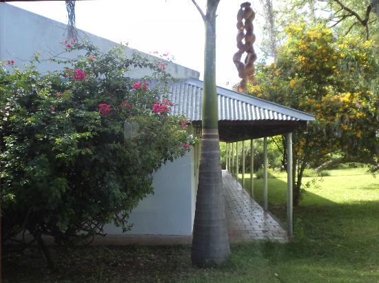 Posada San Carlos del Guaviravi : Hermosa galeria