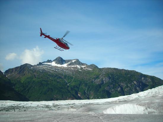 Juneau Helicopter Glacier Tours Reviews