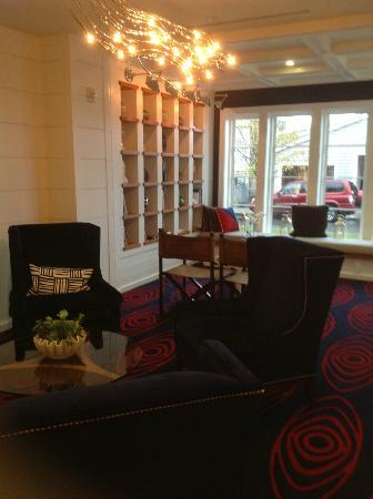 West Street Hotel: Lobby