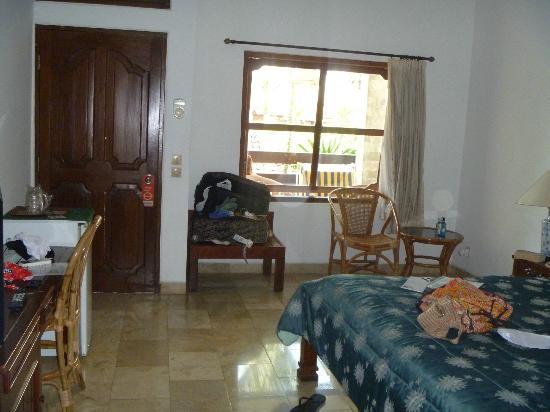 โรงแรมซาริบันกา: Deluxe room