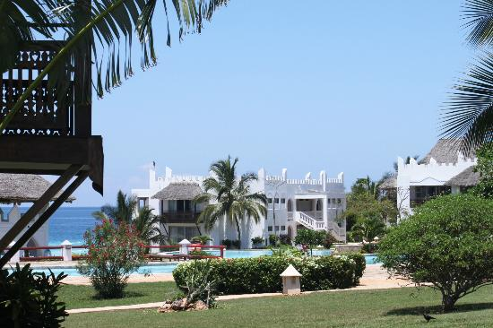 Royal Zanzibar Beach Resort: The Grounds
