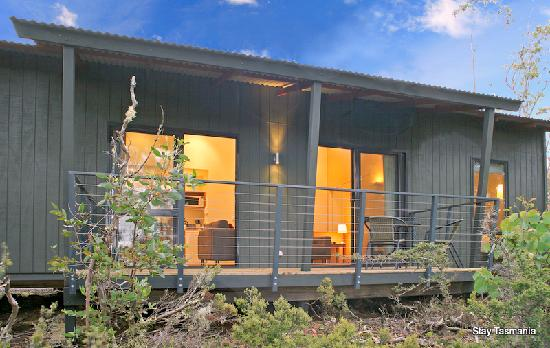 Cradle Mountain Wilderness Village: Premium Chalet