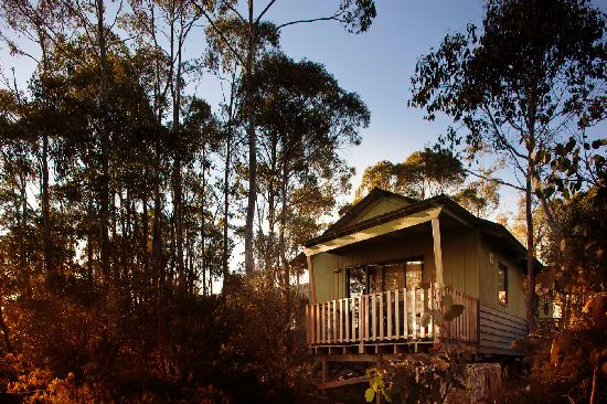 Cradle Mountain Wilderness Village : Cottage