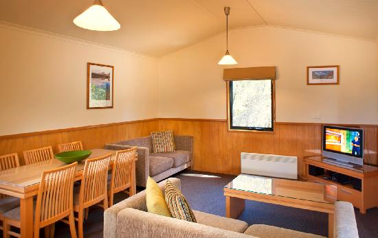 Cradle Mountain Wilderness Village: Villa