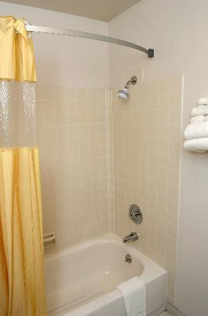 Days Inn Yakima: Shower