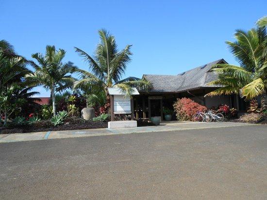 Common Ground Kauai: Front of restaurant