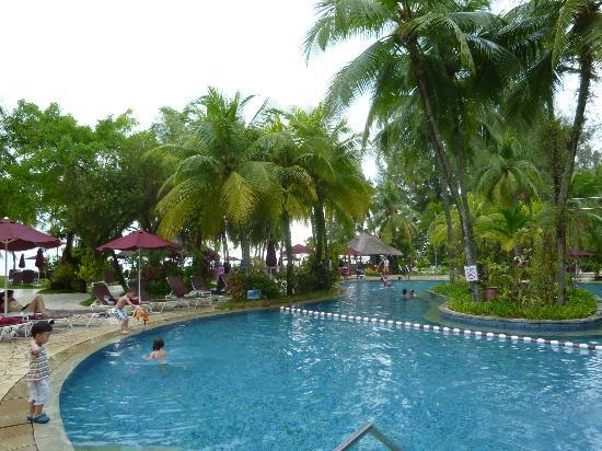 PARKROYAL Penang Resort, Malaysia: Pool