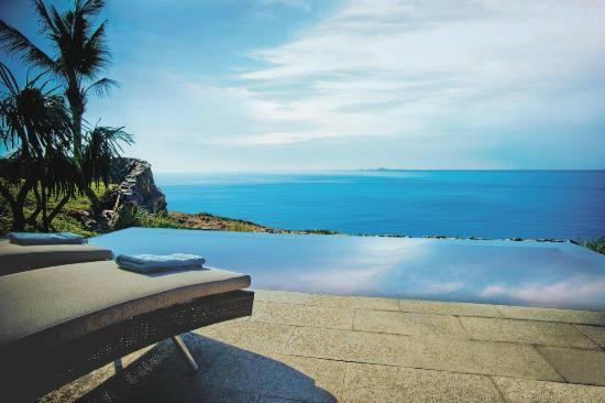 Mia Resort Nha Trang : View from Cliff Villas