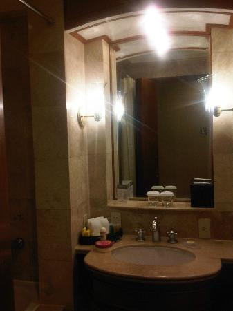 Richmonde Hotel Ortigas: Sink