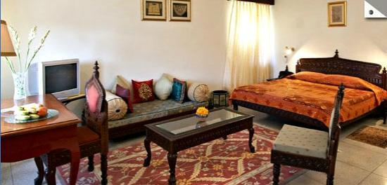 Barwara Kothi: Our Room