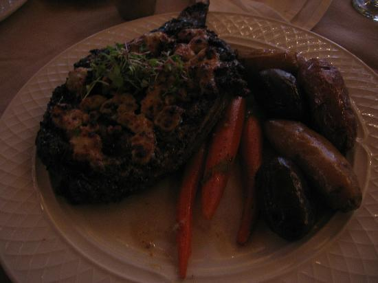 Goldmoor Dining: Ribeye Steak
