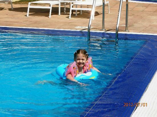 Renaissance Tlemcen Hotel : Hotel swiming pool