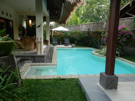 kaMAYA Resort and Villas: Tirta Villa