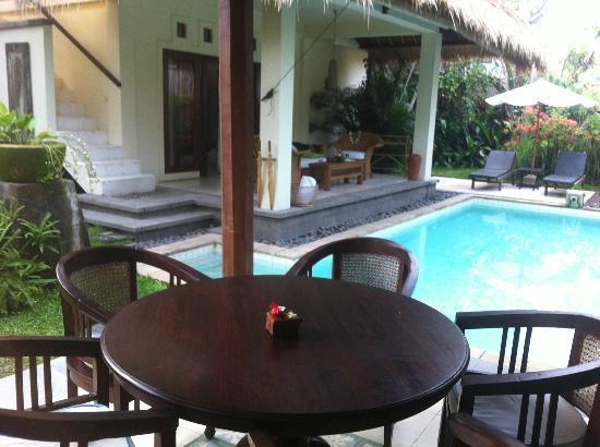 Atta kaMAYA Resort and Villas: Tirta Villa