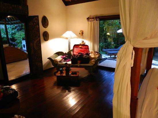 kaMAYA Resort and Villas: Bale Maja