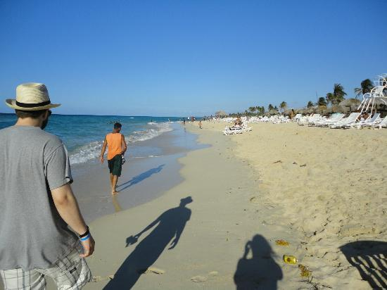 Playas de Este: beach