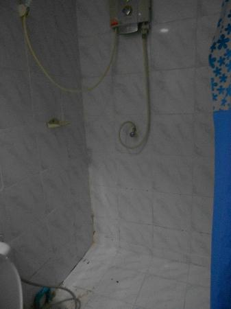 D'Pelican Inn: doccia
