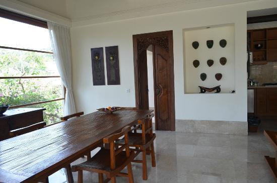 Karma Jimbaran: Dining Area
