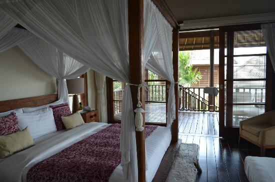 Karma Jimbaran: Master Bedroom