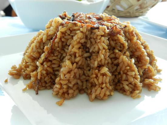 Fish Market: Rice