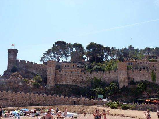 Moorish Tower: la fortificazione
