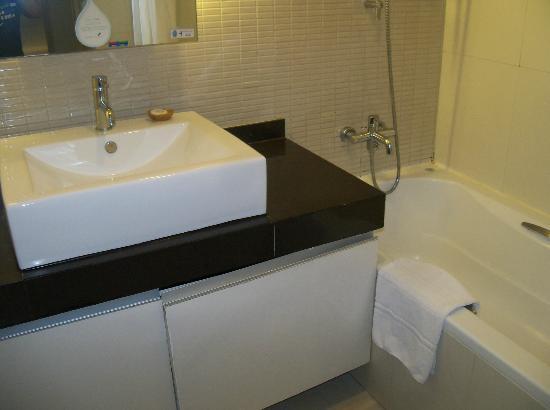 سيتادينز سوكومفيت 8 بانكوك: Bath Room 
