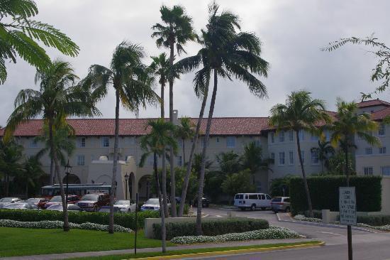 Casa Marina Key West, A Waldorf Astoria Resort: entree principale de l'hotel