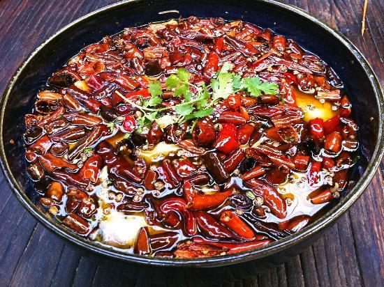 Dezhe Xiaoguan : 水煮魚