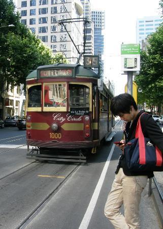 City Circle Tram: Free Tram