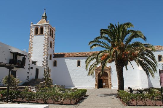Iglesia Catedral de Santa Maria de Betancuria: Betancuria, Fuerteventura