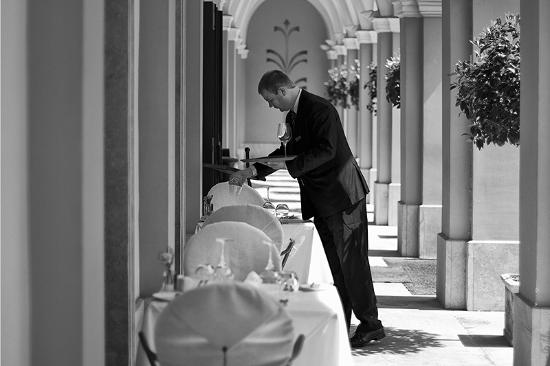 Mamaison Hotel Le Regina Warsaw: Arcades
