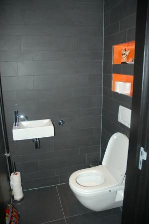 B & B de 9 Straatjes: toilet