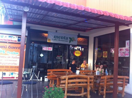 Menta Coffee and Restaurant: Menta