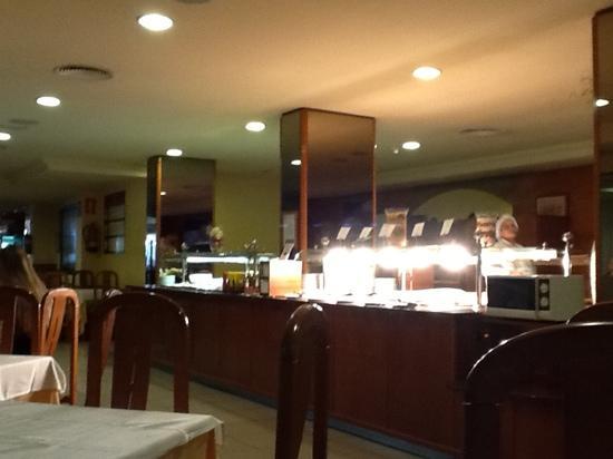 GF Noelia : comedor desayuno