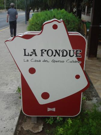 Casa de Fondue: very good place