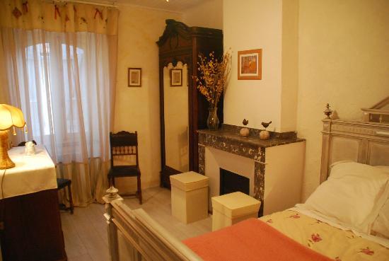 Casa Trivala : Chambre à l'étage