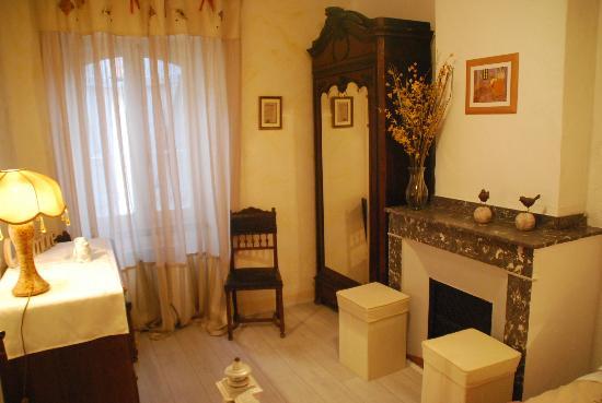 Casa Trivala : Une des 2 chambres