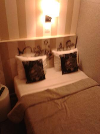 Grand Hotel des Gobelins: Chambre 31 (single)