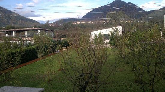 Villa Rizzo Resort & SPA: vista dalla finestra