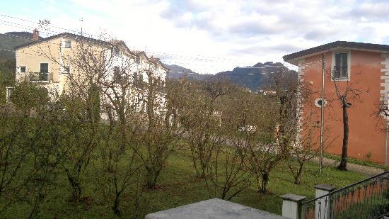 Villa Rizzo Resort & SPA: vista dalla finestra/2