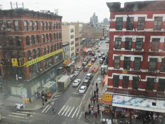 BEST WESTERN Bowery Hanbee Hotel: vue de la chambre