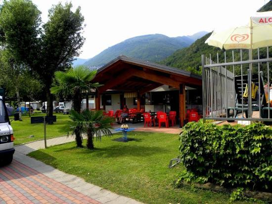 Camping La Riva: Receptionen