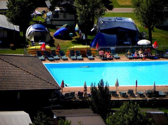 Camping La Riva : Svimmingpool