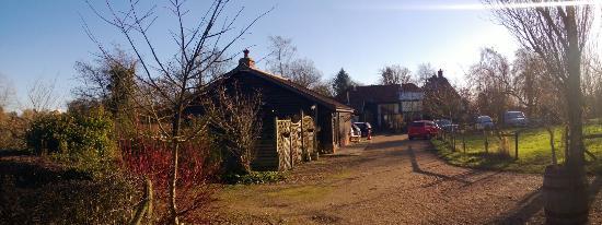 Potash Barns: The Cottages
