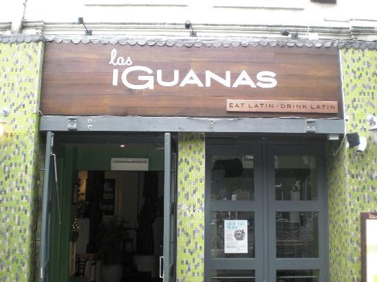Las Iguanas - Cardiff: Las Iguanas