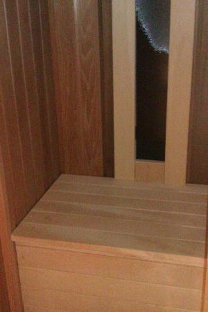 Stadshotel Jeroen : Bosch Suite Sauna