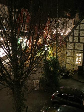 Hotel Storck: schönes Fachwerkhaus
